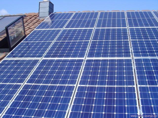 Ideal für 24 Volt Anlagen Mono gebraucht 110 Watt Solarmodul Siemens SM 110