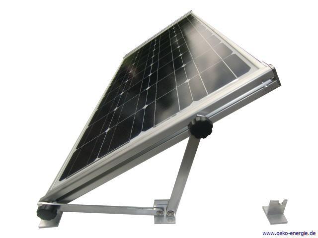 Solaranlage Befestigung Solarmodul Halter Träger 5 Stück Special Buy Befestigungsmittel