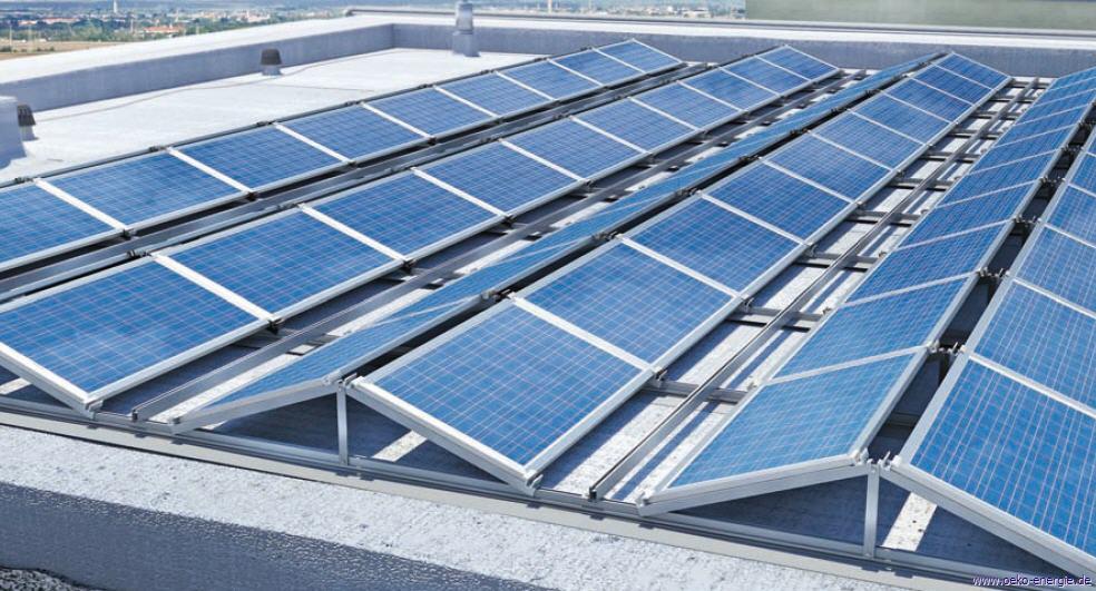 Befestigungsmittel Solaranlage Befestigung Solarmodul Halter Träger 5 Stück Special Buy Erneuerbare Energie