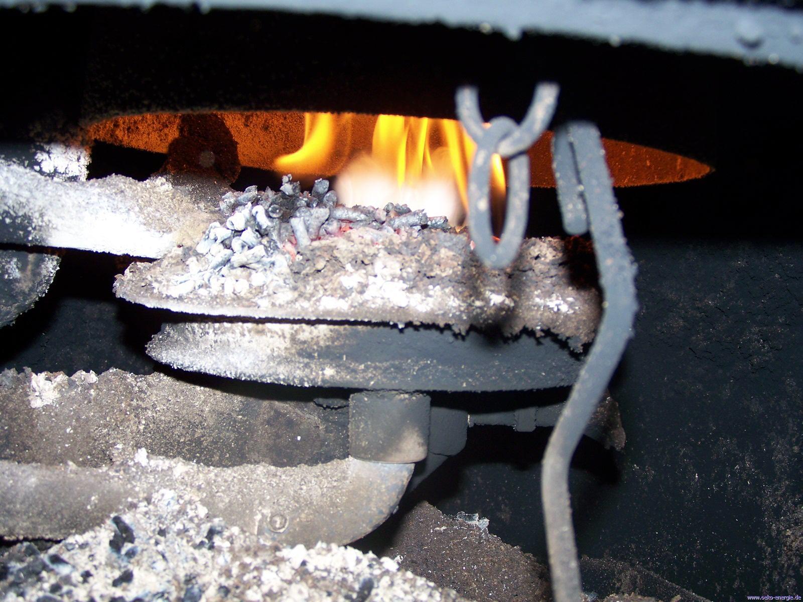 Holzpellets-Anlagen von ÖKO-Energie ©