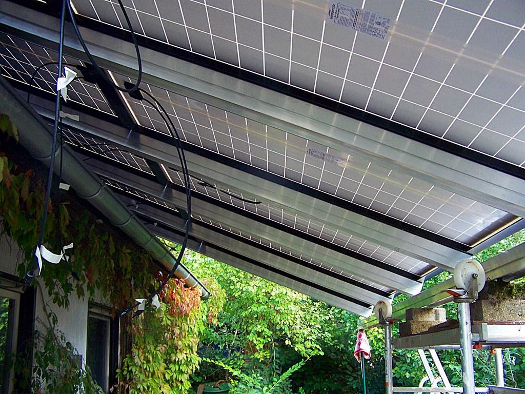 Hervorragend Montagezubehör Fassade, Wand oder Vordach - Solartechnik, Energie VD65