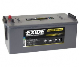 EXIDE Equipment Gel ES 2400