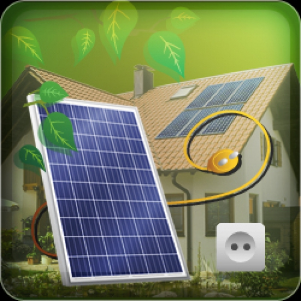 asm compact 250 mini solarstromanlage solartechnik. Black Bedroom Furniture Sets. Home Design Ideas